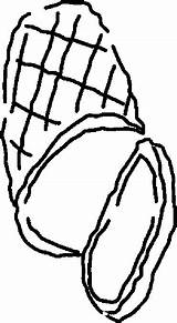 Ham Meat Coloring Pages sketch template