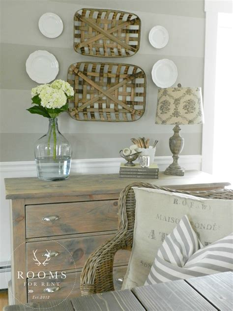 If you think this … Tobacco Baskets wall decor & a Giveaway! - Rooms For Rent blog