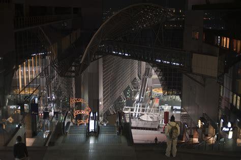 Free Stock photo of kyoto train station