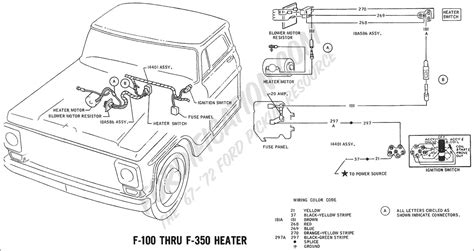 1977 Ford F 150 Ac Wiring Diagram by Ford Truck Technical Drawings And Schematics Section H