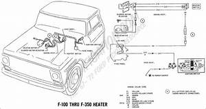 1967 F100 Heater Wiring Diagram