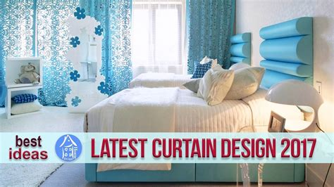 Curtain Designs For Bedrooms 2017