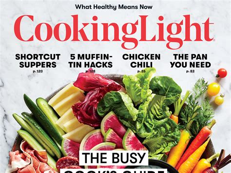 September 2017 Recipe Index Cooking Light