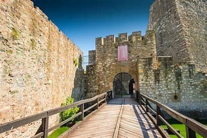 Serbia Medieval Smederevo Serbian Fortress History Tour
