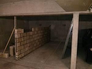 Monter Mur En Parpaing : monter une cloison en parpaing de 10 cm et le ferrailler ~ Premium-room.com Idées de Décoration