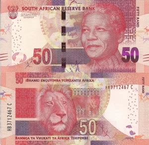 south african bank note gs africa