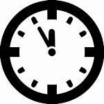 Clock Icon Svg Onlinewebfonts