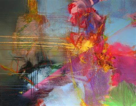 » Amazing Abstract Paintings by Gerard Stricher 3 at In