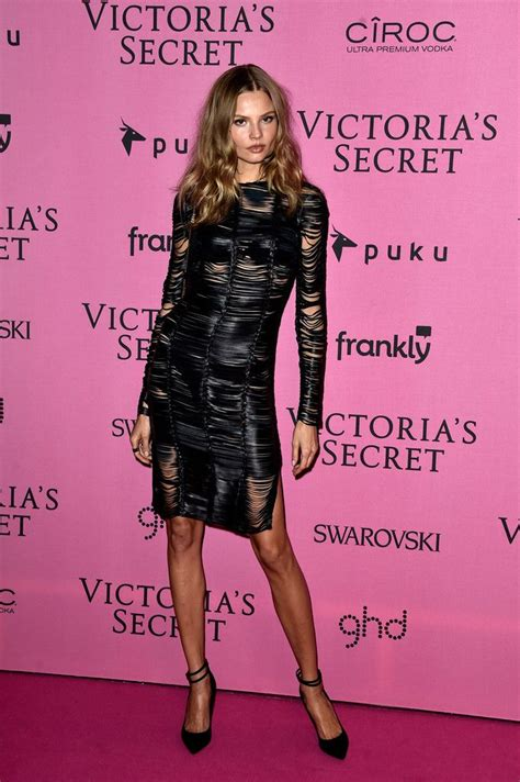 Magdalena Frackowiak attends the after party for the ...