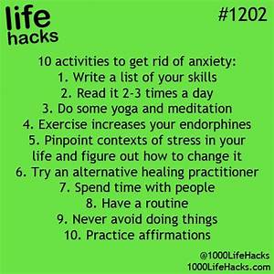 Life Hacks Deutsch : a must for any age please spread this pin as it is incredibly helpful to help combat anxiety i ~ Eleganceandgraceweddings.com Haus und Dekorationen