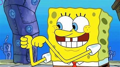 Spongebob Come Squarepants Giphy Cartoon Characters Hit