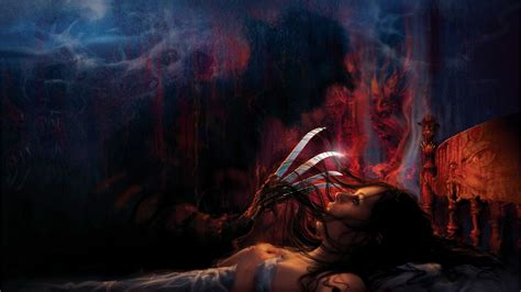 nightmare  elm street  wallpapers pictures images