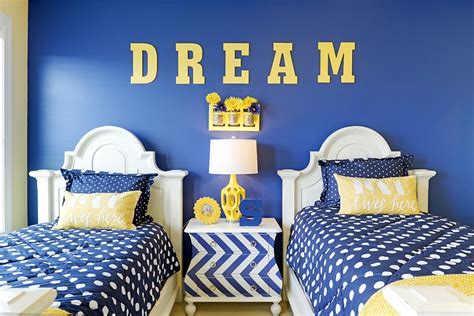 childrens bedside ls bedroom 25 kids bedrooms showcasing stylish chevron pattern