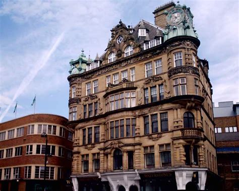 Newcastle Architecture  Buildings Earchitect