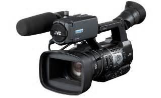 JVC Professional HD Video Camera