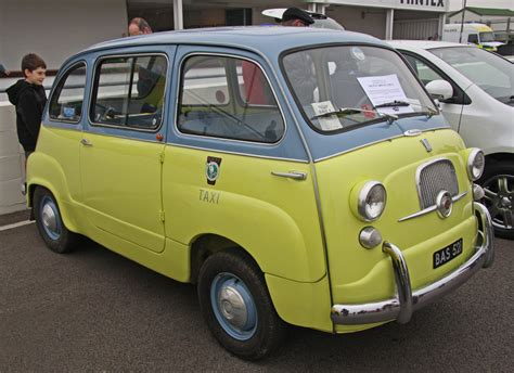 1962 Fiat Multipla