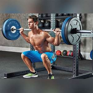 exercise how to do a 1 barbell squat