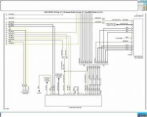 Diagram  2006 Toyota Tundra Radio Wiring Diagram