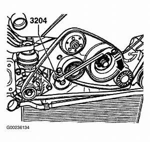 Install Serpintine Belt 2003 Audi S8
