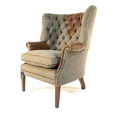 Home Choice Carpets by Tetrad Upholstery Harris Tweed Mackenzie Chair