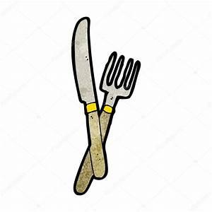 Messer Und Gabel : messer und gabel cartoon stockvektor lineartestpilot 21550721 ~ Orissabook.com Haus und Dekorationen