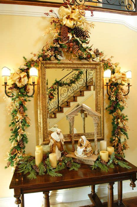 Decorating Ideas For Nativity by Claystorsethdesign Centerpieces Table Decor
