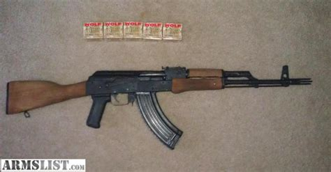 Ak 47 And Ammo