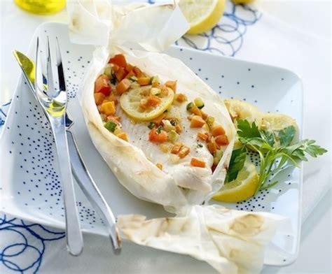 recette cuisine fenouil papillotes de turbot aux légumes recette de grands mères