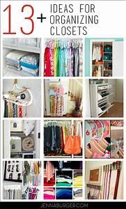 13, Closet, Organizing, Ideas, Combat, The, Closet, Clutter