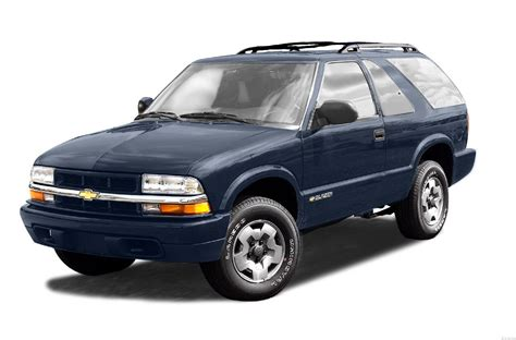 1998 Chevrolet Blazer  Pictures, Information And Specs
