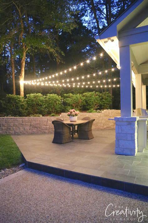 deck lighting ideas diy ideas  brighten  outdoor space  harper house
