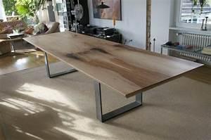 Tisch 3 Meter : schreinerei robert l ngle tisch ~ Indierocktalk.com Haus und Dekorationen