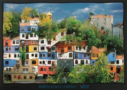 The Hundertwasserhaus In Vienna  Backpack Me