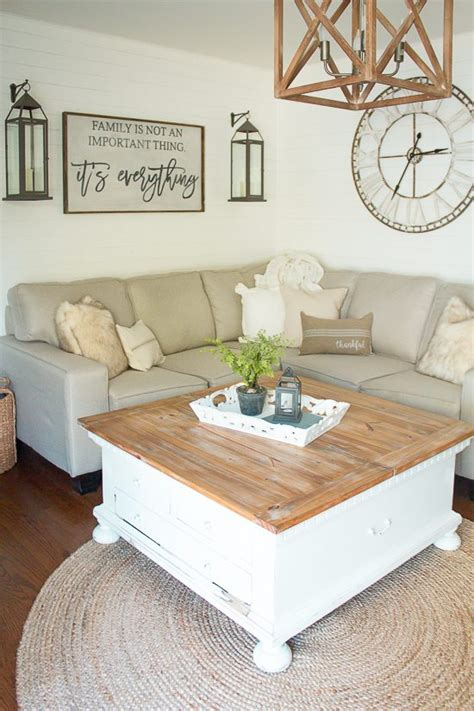 It's the focal point of your living room, and yet it always dissolves into a mess. Back to Basics: How to Style a Coffee Table in Two Simple Steps - Making it in the Mountains