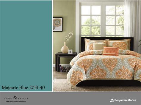 What Color Should I Paint My Bedroom?  The Blogging Painters