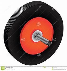 Roue De Brouette Bricomarché : roue en caoutchouc pour la brouette illustration de ~ Edinachiropracticcenter.com Idées de Décoration