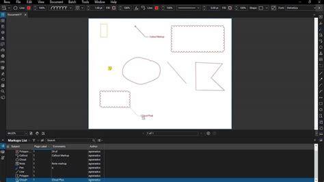 revu   markups add customizable markups