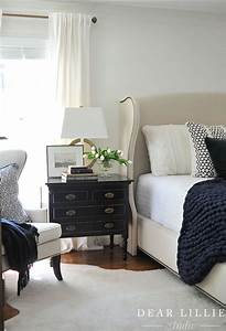 A, Few, Finishing, Touches, To, Our, Master, Bedroom