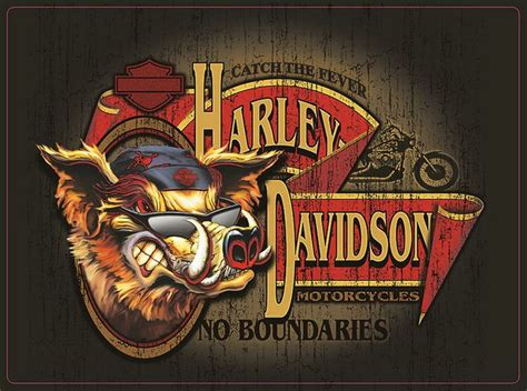 Harley Davidson Signs Decor by 17 Best Images About Harley Vintage Posters Cards Signs