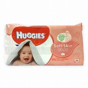 Baby Wipes - Splendideals.sg | Huggies Soft Skin Baby ...