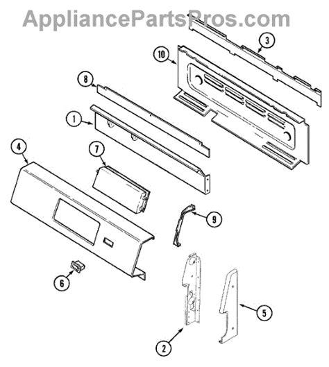 whirlpool wp12001627 electronic control board appliancepartspros com