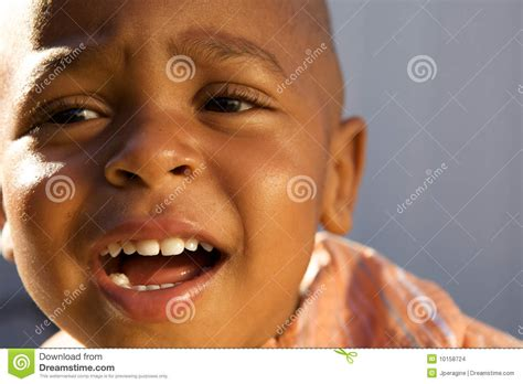 handsome  african american boy stock images