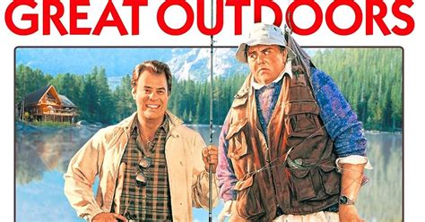 Nixpix  Dvd & Bluray Reviews The Great Outdoors Blu
