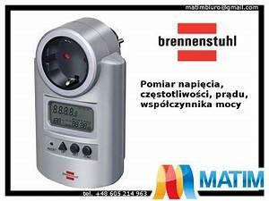 Brennenstuhl Pm 231 E : m2a45 miernik poboru energii primera line pm 231 e 6223451354 oficjalne archiwum allegro ~ Orissabook.com Haus und Dekorationen