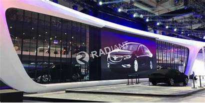 Transparent Led Screen Technology Display Flexible Solution