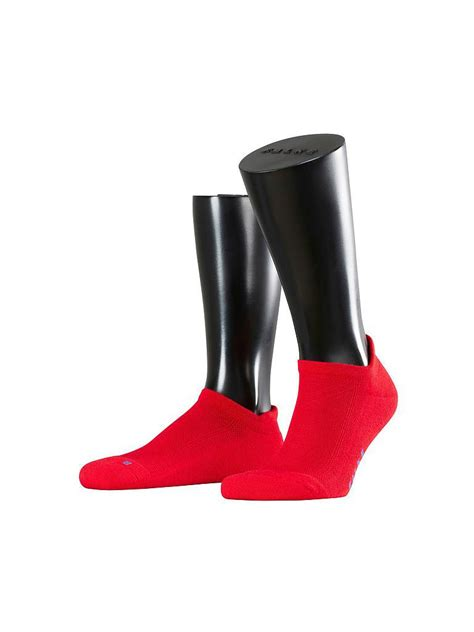 "FALKE HerrenSneakersocken ""Cool Kick"" rot 3941"