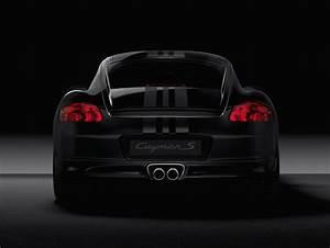 Porsche Design Edition1 Cayman S   2008