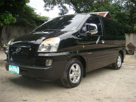 Hyundai Starex Modification by Hyundai Starex Grx Best Photos And Information Of