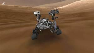 Explore the Mars Rover in Detail with NASA's Curiosity App ...
