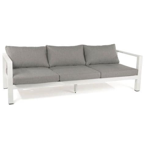 lounge sofa outdoor wetterfest outdoor sofa bank garten lounge aluminium
